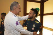 Neymar Jr. y Brasil están instalados en Miami y ya preparan el juego ante Colombia