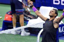 US Open 2019: Rafael Nadal y Diego Schwartzman avanzaron a cuartos de final, Osaka quedó eliminada