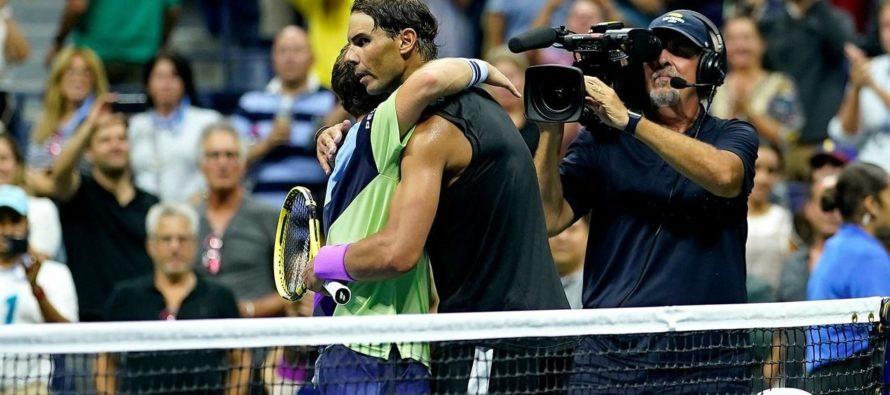 US Open 2019: Nadal, Berrettini, Andreescu y Bencic avanzaron a semifinales