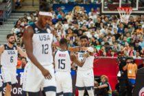 Estados Unidos venció a Japón y clasificó invicto a la siguiente fase del Mundial de Baloncesto