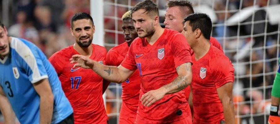 Estados Unidos sumó una derrota y un empate en la doble fecha FIFA de septiembre
