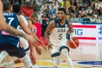 Estados Unidos quedó eliminada del Mundial de Baloncesto tras caer 89-79 ante Francia