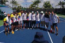 Ecuador derrotó a Venezuela en Copa Davis este fin de semana en Miami