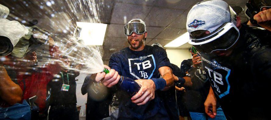 Tampa Bay venció a Oakland y se quedó con el cupo del comodín de la Liga Americana