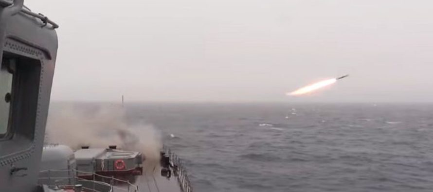 Rusia demostró su poderío con exitoso lanzamiento de un misil intercontinental