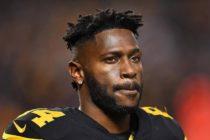 El ex jugador de New England Patriots, Antonio Brown, compareció ante la justicia en Miami
