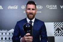 Premio The Best 2019: Lionel Messi y Megan Rapinoe elegidos como mejores jugadores
