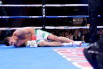 No se pierda la escalofriante lesión de rodilla de este boxeador irlandés (+Video)
