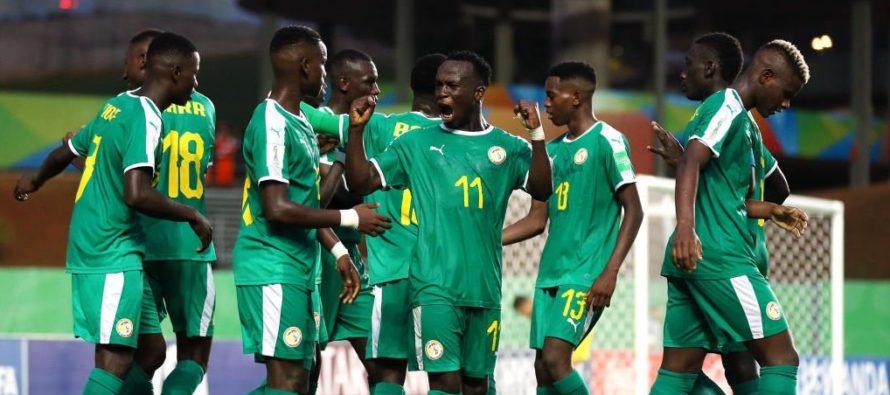 Estados Unidos debutó en el Mundial sub-17 con una derrota ante Senegal