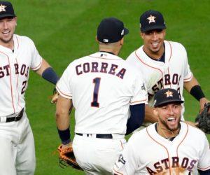 Washington y Houston se preparan para iniciar este martes la Serie Mundial 2019
