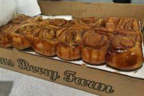 Este martes Knaus Berry Farm reabrió sus puertas para ofrecer sus deliciosos postres