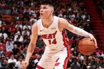 Miami Heat volvió al triunfo y derrotó a los Hawks en casa