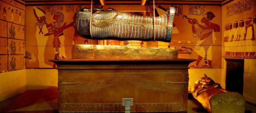 Tesoros de Tutankamón serán expuestos en Madrid a partir del 23 de noviembre