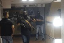 ¡Nuevo Atropello! Fuerzas de seguridad de Venezuela atacan sede del partido de Guaidó +Vídeos