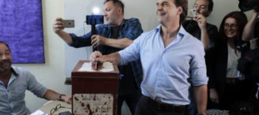 Luis Lacalle Pou gana de manera ajustada en Uruguay
