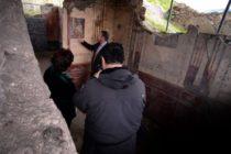Descubren dos mil años después una obra maestra del erotismo en Pompeya (foto)