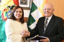 Gobierno de Jeanine Añez designó embajador en EE UU después de 11 años