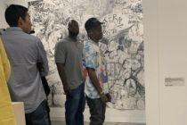 Diferentes personalidades llegaron a Miami para asistir a Art Basel