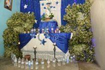 Nicaragüenses aprovechan tradición religiosa para exigir al Gobierno la libertad de los presos políticos