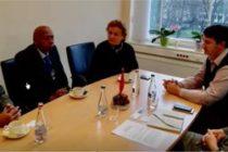 Opositores cubanos piden apoyo para los presos políticos desde Lituania