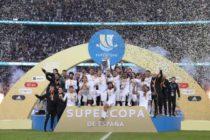 Real Madrid venció en penales al Atlético de Madrid y se quedó con la Supercopa de España