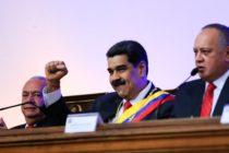 Maduro pidió acompañamiento internacional para las «inevitables» elecciones parlamentarias en 2020