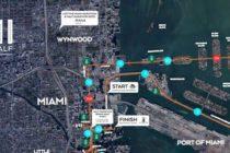 Evite conducir por estos lugares durante el fin de semana del maratón de Miami