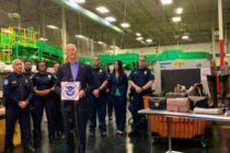 El senador Rick Scott habló sobre las preocupaciones del virus de Wuhan en su visita a Miami