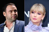 Magnate que se burló de Taylor Swift se adueña del trabajo musical de la cantante