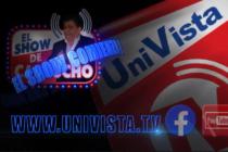 El Show de Carlucho en Univista TV crece en audiencia ¡Si te lo perdiste, acá puedes ver el de ayer!