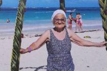 Abuela rusa de 92 años viaja sola por el mundo gracias a su jubilación