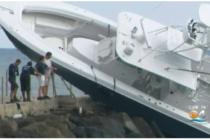 Identificados los 4 heridos en acciente naútico en Port Everglades (+videos)