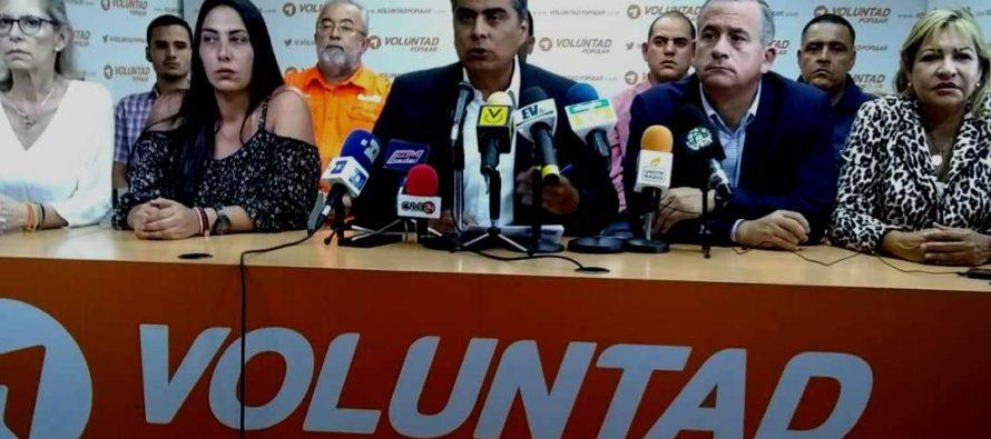 Maduro es el principal obstáculo para una salida política a esta crisis, asegura Voluntad Popular