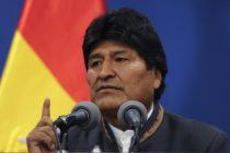 Evo Morales afirmó que tiene «derecho» de ser candidato en próximas elecciones de Bolivia