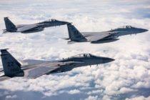 Israel quiere comprar nuevos cazas de combate F-15X más avanzados
