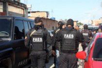 Informe Bachelet: Maduro desestimó pedido de disolver el FAES