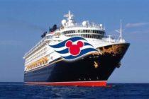 La línea de cruceros de Disney detiene sus labores hasta finales de abril