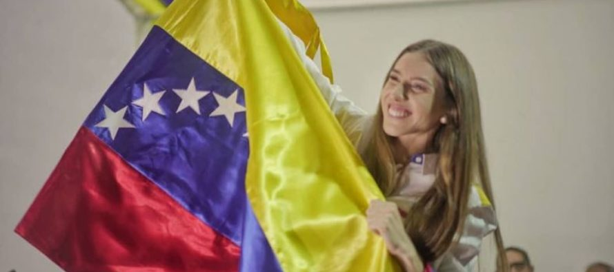 Fabiana Rosales, esposa de Guaidó, asiste a Cumbre Anual de Liderazgo de la Mujer en Miami