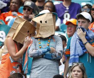 ¿Cuál es peor equipo Marlins o Dolphins?