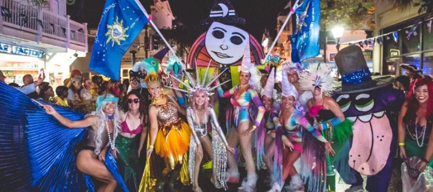 Comienza en Key West la 40a edición anual del Fantasy Fest