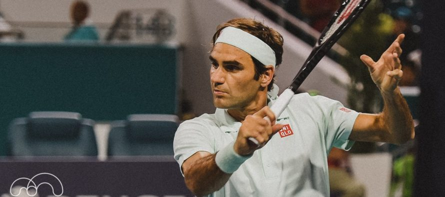 Roger Federer disputará la final del Miami Open