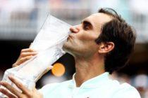 ¡Federer mítico! El suizo sumó en Miami el segundo título del año