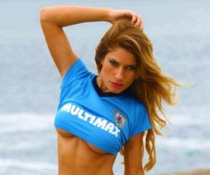 La modelo Fernanda Sosa vive tranquila en su nuevo hogar en Miami