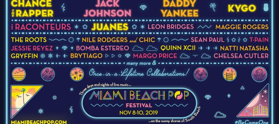 Organizadores pospusieron el Miami Beach Pop Festival