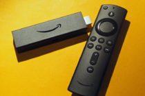 Amazon Fire TV Stick con Alexa permite controlar la televisión con la voz