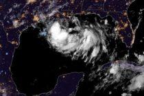 Costa del Golfo bajo vigilancia por inundación repentina