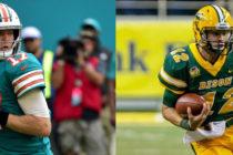 Sin Ryan Tannehill, Dolphins se replantea la temporada con nuevo quarterback en mente