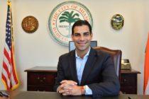 Alcalde de Miami finalizó su cuarentena después de haber dado positivo al coronavirus