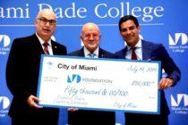 Crean Fondo de Becas para Conclusión de Estudios Eduardo J. Padrón a estudiantes del MDC
