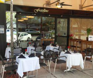 Para los amantes de la cocina italiana…¡Fratellino!